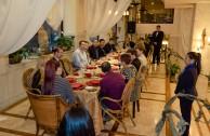 Welcome dinner of CSR CUMIPAZ Paraguay