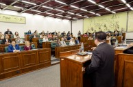 International reunion of politicians and parliamentarians to work for a Sustainable Development