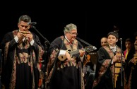 OSEMAP concert on the eve of CUMIPAZ in Paraguay