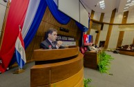 Opening of the Afternoon Judicial Session CUMIPAZ Paraguay