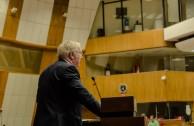 Justicia universal: análisis del juez Morrison de la CPI en CUMIPAZ 2016