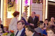 Welcome Dinner Diplomatic Session CUMIPAZ