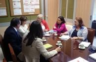 LA EMAP y la OPS en Colombia se conectan.