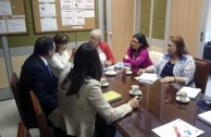 PAHO and GEAP: for an alliance to achieve 100% of the voluntary blood donation