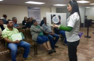 Guardianes por la Paz dictan charlas en favor de los bosques  y el agua dulce de la Madre Tierra