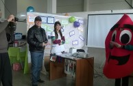 """The GEAP presents its program at Expo Health """"Celebrating Life"""""""