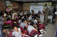 """Young people commit to creating spaces for peace: Forum """"The Holocaust, Paradigm of Genocide"""""""