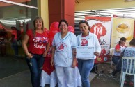 Capiata District Hospital recognizes the altruistic work of the Activists for Peace