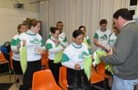 La EMAP participa de la Jornada de Responsabilidad Social Ambiental