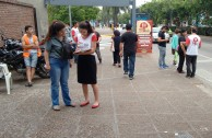 The GEAP in Argentina conducts awareness blood drives for the benefit of society