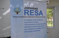 La EMAP participa en la III Jornada de Responsabilidad en Educación Social Ambiental
