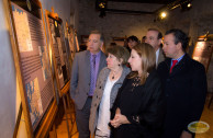 """Traces to Remember"": Tribute to the survivors of the Shoah and in memory of its victims"