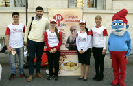 Strengthening the culture of blood donation, in the month of the heart