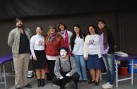Voluntarios de la EMAP ejecutan acciones que fomentan una cultura solidaria