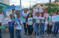 School and community take part in environmental fairs