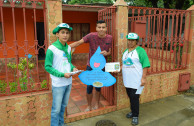 Activists for Peace: Conserving water is everyone responsibility