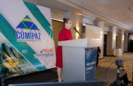 CUMIPAZ 2017 presentation dinner