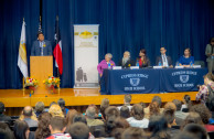 Educational forum: Educating to remember in Cypress Ridge High School