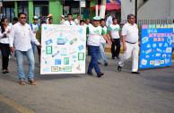 cuidado del Agua  y desfile Ambiental