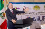 The GEAP and Mexican universities sign Alliance for a Culture of Peace