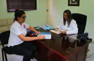 Solidary culture: Health Center and the GEAP sign agreement