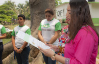 The GEAP also celebrated International Mother Earth Day