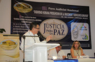 Judicial Forum Strengthens the Administration of a Justice for Peace