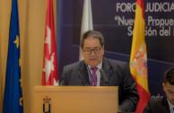 Justice for Peace Forum at the Rey Juan Carlos University Madrid