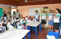 voluntarios de Uruguay