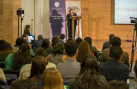 """The GEAP attends the university forum """"For a better social conscience"""""""