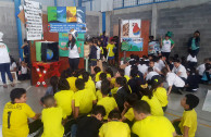 400 Costa Rican students commit to Wildlife