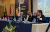 Justice for Peace Forum at the Rey Juan Carlos University Madrid