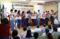 demostración musical