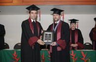 Recognition at Universidad Anglo-Mexicana