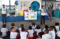 Panama unites to the celebration of the World Environment Day