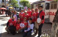Donantes en Bolivia