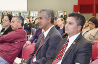 Human Rights Training for parents of the Tecnológico of Monterrey, Mexico
