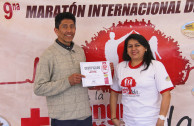 Ecuadorians celebrate World Blood Donor Day