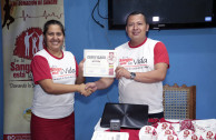 Activities in support of Donor Day in El Salvador