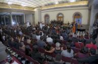 Concert at Castillo Chapultepec and Signature of Agreements