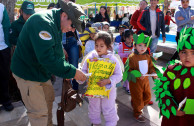 769 Chilean students received ecological awareness
