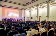 Concierto de sinfonica de la EMAP del Perú.