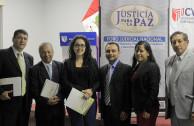 """Foros Judiciales en pro de una """"Justicia para la Paz"""""""