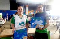 Socialización: Limpieza de playas en la feria de la salud en la Umecit