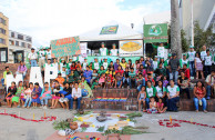 Representatives of indigenous communities living in Quindío responded to the GEAP call.