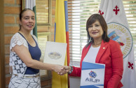The GEAP and the Medellin University signed an agreement within the framework of the ALIUP