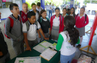 "The GEAP in Mexico presents the ""International Program Children of Mother Earth"""