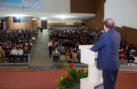 900 young people participated in Encounter of Youth leaders for Peace