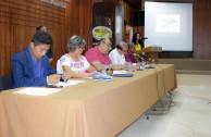 miembros firma convenio
