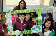 Environmental education parting from the smallest minds